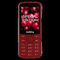 Мобильный телефон Nobby 220 (Cherry)
