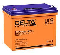 Аккумулятор Delta DTM 1275 L