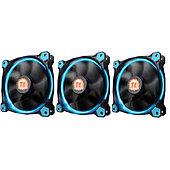 Вентилятор для корпуса Thermaltake Riing 12 LED Radiator Fan Blue 3 Pack