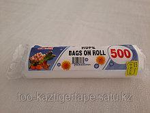 Пакеты в рулоне без ручек (прозрачные)