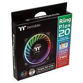 Вентилятор для корпуса Thermaltake Riing Plus 20 RGB TT Premium Edition