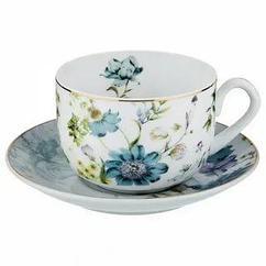 """Чайный набор """"весна"""" на 1 персону, 2 пр, 300 мл"""