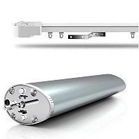 Электро-карниз для штор с пульта в алматы
