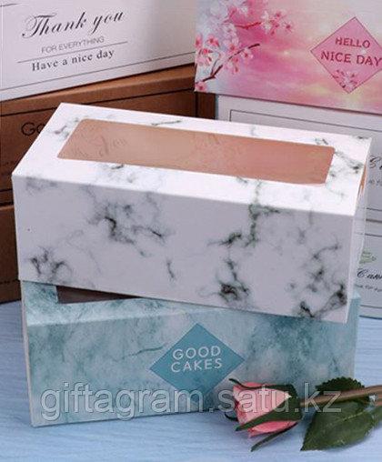 Коробка кондитерская выдвижная - фото 1