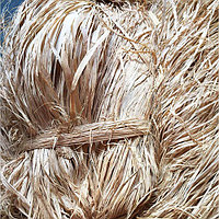 Наполнитель натуральный рафия, 1 кг