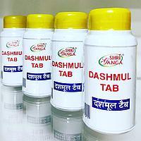 Дашмул (Dashmul Tab, Shri Ganga) - очищение организма, оздоровление, восстановление, 100 таб