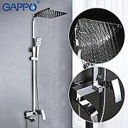 Gappo G2407 Душевой стойка хром
