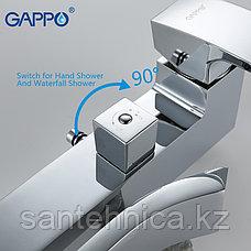 Gappo G2407 Душевой стойка хром, фото 3