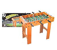 Настольная игра Футбол деревянный, напольный, на штангах 628B