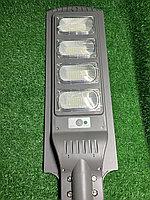 Светильник уличный на солнечных батареях 120 W с датчиком движения Светильник солнечный 120 Ватт