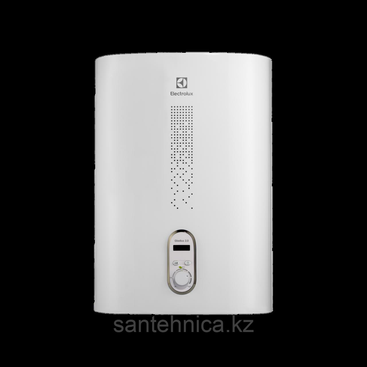 Электрический водонагреватель Electrolux EWH 30 Gladius 2.0 СУХИЕ ТЕНЫ - фото 1