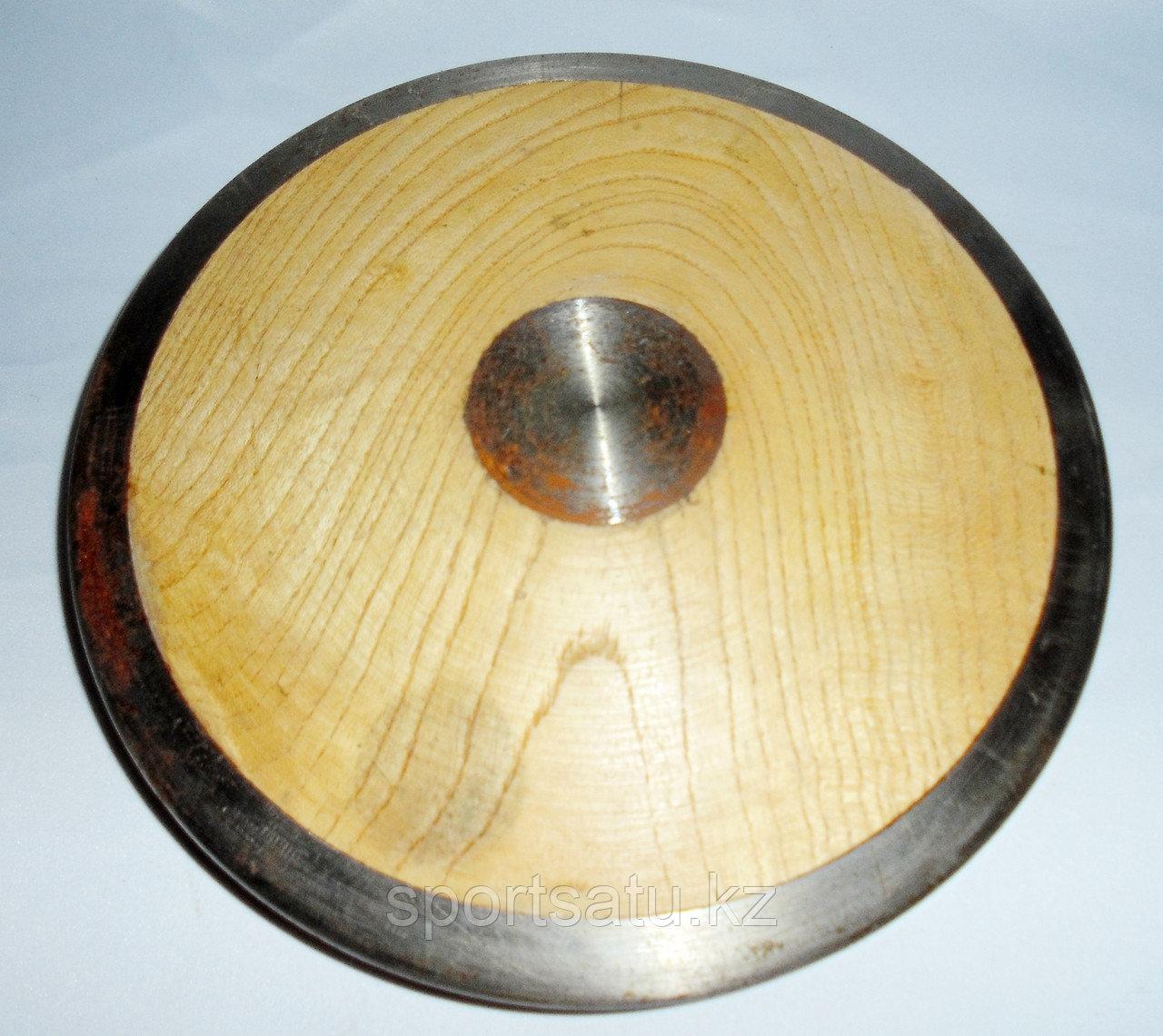 Спортивный диск металлический для метания 2 кг
