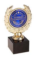 Кубок малый Лучший руководитель