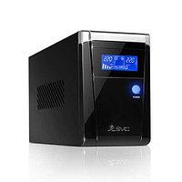 Источник питания SVC V-1500-F-LCD 1500ВА (900Вт), фото 1