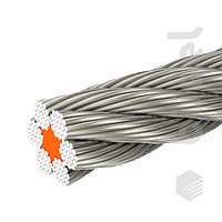 Канат стальной ГОСТ 2688-80 9,1 мм