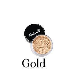 Минеральный хайлайтер ANAmi. Cатиновый Gold. Refill