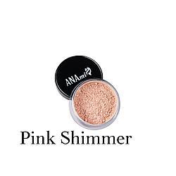 Минеральный хайлайтер ANAmi. Шиммерный Pink Shimmer