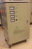 Стабилизатор трехфазный электромеханический ECOLUX 3Ф 20 KVA