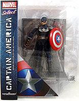 Diamond Marvel Select Captain America, Капитан Америка