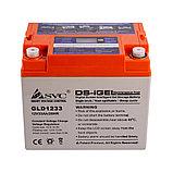 Аккумуляторная батарея SVC GLD1233 12В 33 Ач, фото 3