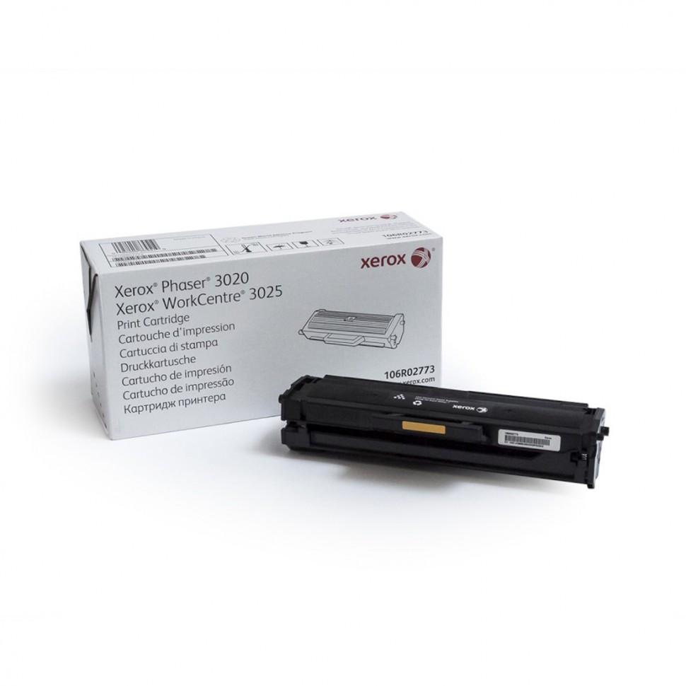 Тонер-картридж Xerox 106R02773
