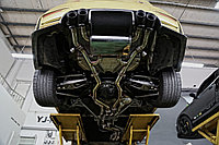 Выхлопная система Armytrix для BMW F82 M4, фото 1