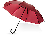 Зонт трость Риверсайд, механический 27, бордовый