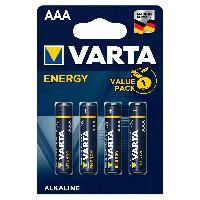 Батарейка Varta Mignon AAA солевые