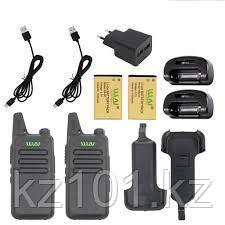Рация WLN KD-C1 400-470МГц