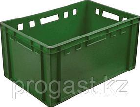 Тара Е3 сплошной зеленый 600*400*300