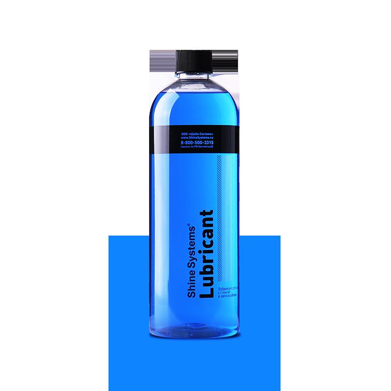 Lubricant – лубрикант для работы с глиной и автоскрабами (750 мл)