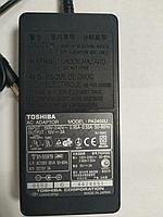 Блок питания для ноутбуков Toshiba 15V 3A - PA-2450U, фото 1