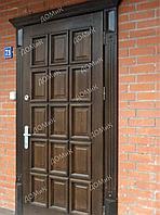 Двери входные утепленные