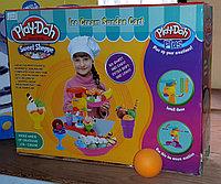 Набор пластилина, Play doh, мороженица, фото 1