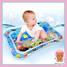 Детский игровой коврик- аквариум