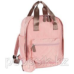 Сумка-рюкзак для мамы розовая 2020 Осень-Зима, Chicco