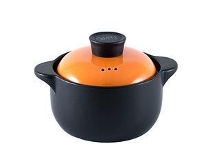 Кастрюля жаропрочная gipfel  3885 barbara 32см/4л