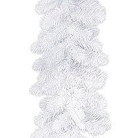 Еловая гирлянда L2,70м ICELANDIC белая
