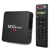 ТВ приставка MXQ PRO 4K