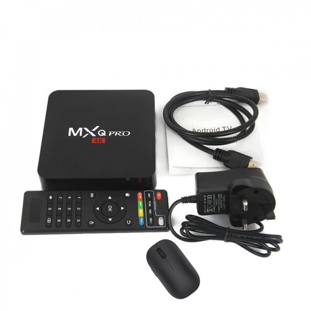 ТВ приставка MXQ PRO 4K - фото 3