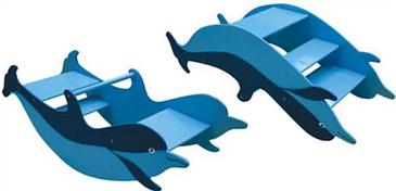 Мостик качалка ДС Дельфин (размер разный)