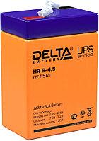 Аккумулятор Delta HR 6-4,5