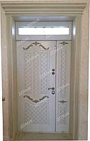 Двери стальные в частный дом