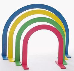 Дуги для подлезания ДС дуга (комплект 3 шт.50, 60, 70см)
