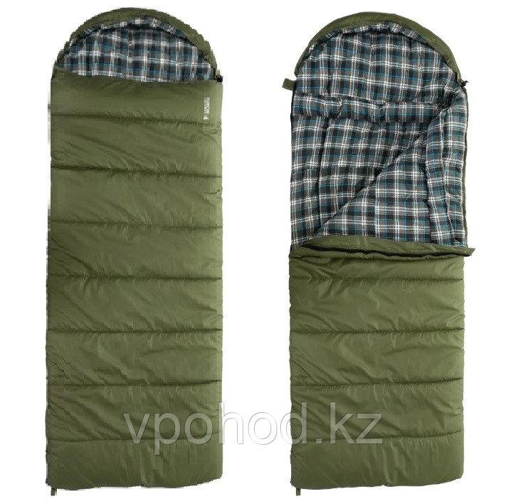 Спальный мешок 205*95 см (до -23°С)
