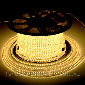 Светодиодная Led лента 220 вольт SMD 3014, фото 2