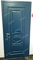 Производство входных стальных дверей