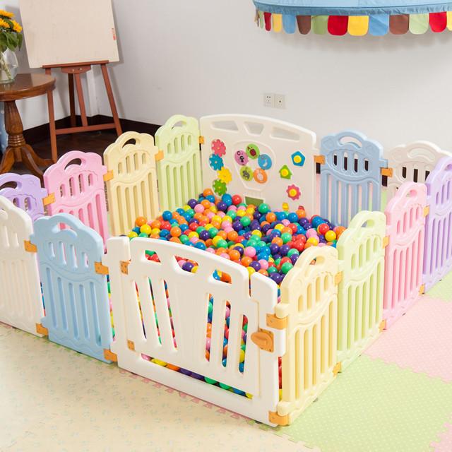 Детское игровое ограждение для детской комнаты