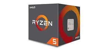 Процессор CPU AM4 AMD Ryzen 5 2400G BOX