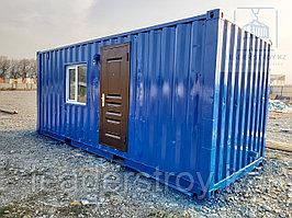 Жилой контейнер 20 футовый под прорабскую
